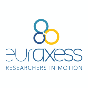 Euraxess Research in motion logo
